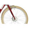 Ortler Charlotte Bicicletta elettrica da città rosso